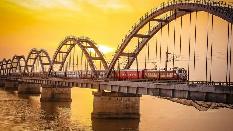 Stunning Railway bridges in India